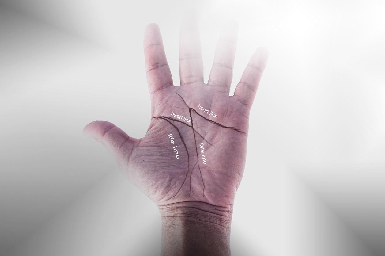 Linie Na Twojej Dłoni Układają Się Literę M Sprawdź Co To