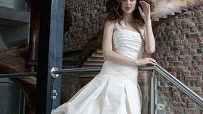 Niebanalne suknie ślubne