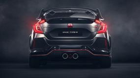 Honda Civic Type R Prototype debiutuje w Paryżu