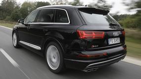 Audi SQ7 TDI – uroda to nie wszystko | TEST
