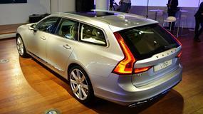 Volvo V90: funkcjonalność naznaczona luksusem
