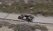 Chris Forsberg w Nissanie 350Z
