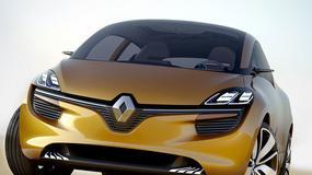 Futurystyczny Renault R-Space z nowym silnikiem