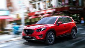 Mazda odświeżyła model CX-5