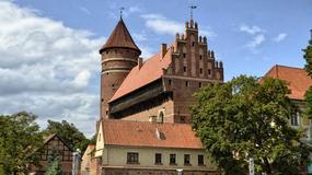 Krzyżacy i Kopernik - historia zamku w Olsztynie