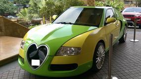 Z Hondy Accord zrobił... Bugatti