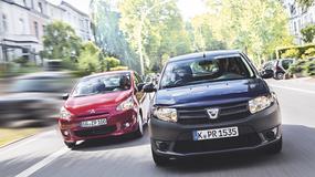 Dacia Sandero kontra Mitsubishi Space Star kuszą dobrą ceną
