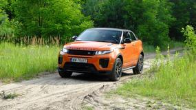 Range Rover Evoque Convertible – suma kompromisów | TEST