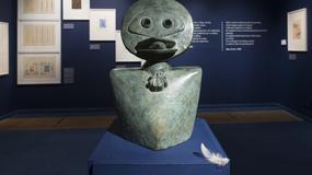 """Ahoj sztuko!"". Wystawa ""Max Ernst. Sny ornitologa"" (Galeria MCK w Krakowie)"