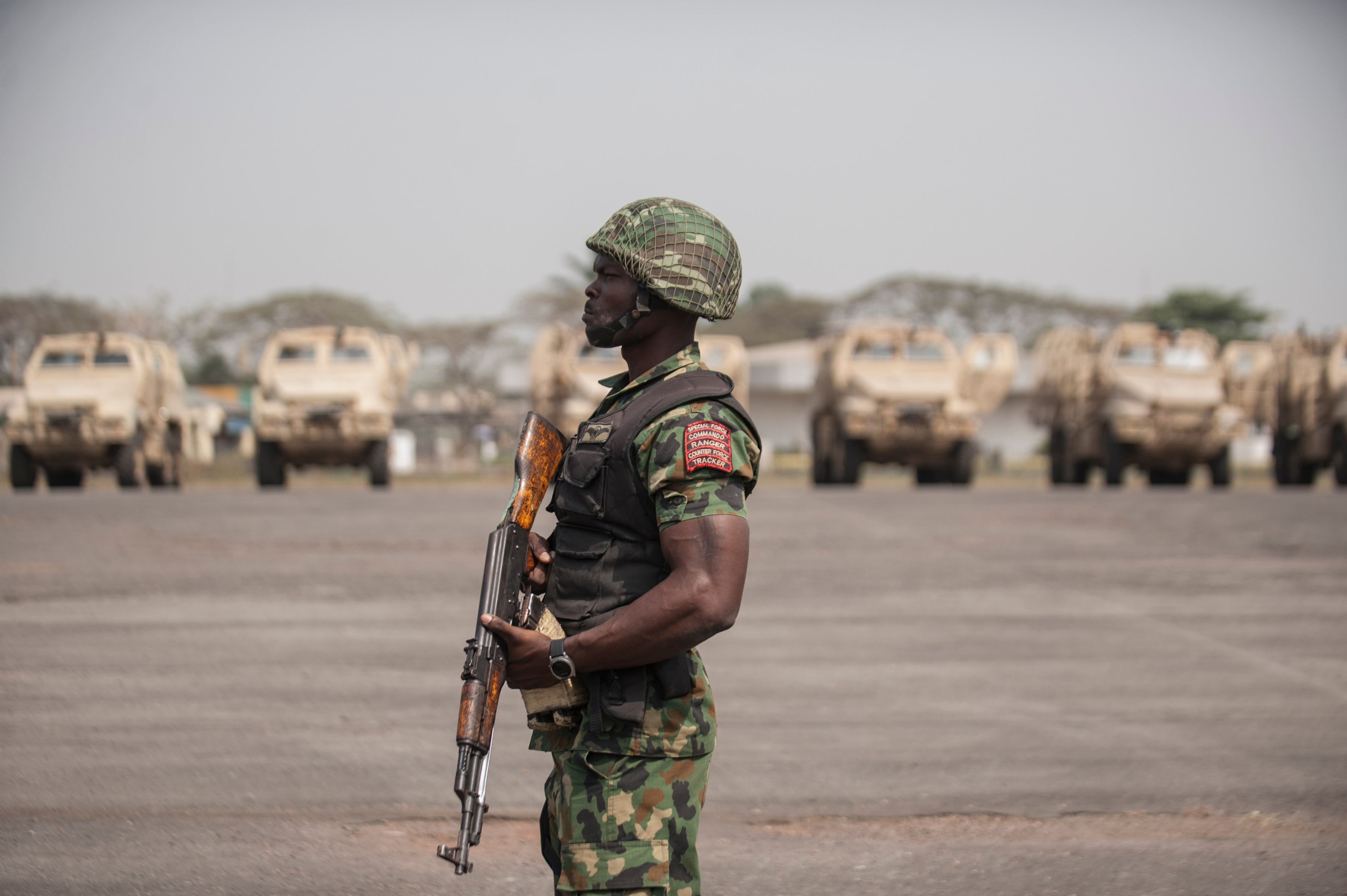 Depot Nigerian Army Military school alerts Nigerians of recruitment