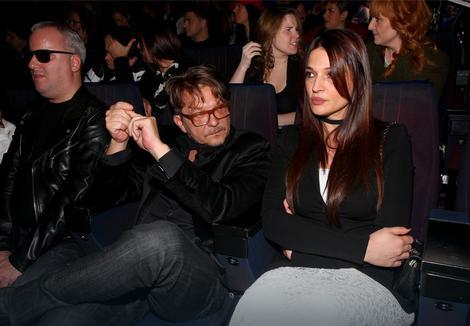 Dragan i Maja Bjelogrlić