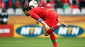 Cyrkowy gol Cristiano Ronaldo