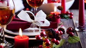 Jak udekorować świąteczny stół - cztery żelazne zasady i kilka pomysłów na Boże Narodzenie