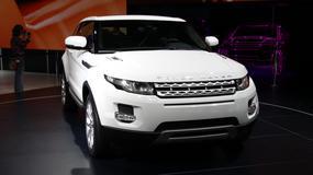 Range Rover Evoque (Paryż 2010)