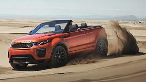 Range Rover Evoque Convertible - zabawka za 280 tysięcy!