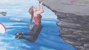 Kaufland zaskakuje kibiców The World Games 2017. Trójwymiarowy street art na ulicach Wrocławia