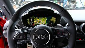 Nawigacja i zegary w Audi TT i Lamborghini Huracan napędzane NVIDIA Tegra