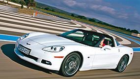 Corvette C6 - Zabójca Porsche za pół ceny
