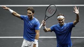 OSTVARILI SAN Federer i Nadal zaigrali zajedno i naravno - pobedili /FOTO/ /VIDEO/