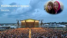 Pocztówka z Heineken Open'er Festival 2012: dzień pierwszy