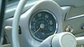 DAF 600 Variomatic - Samochód z setką biegów