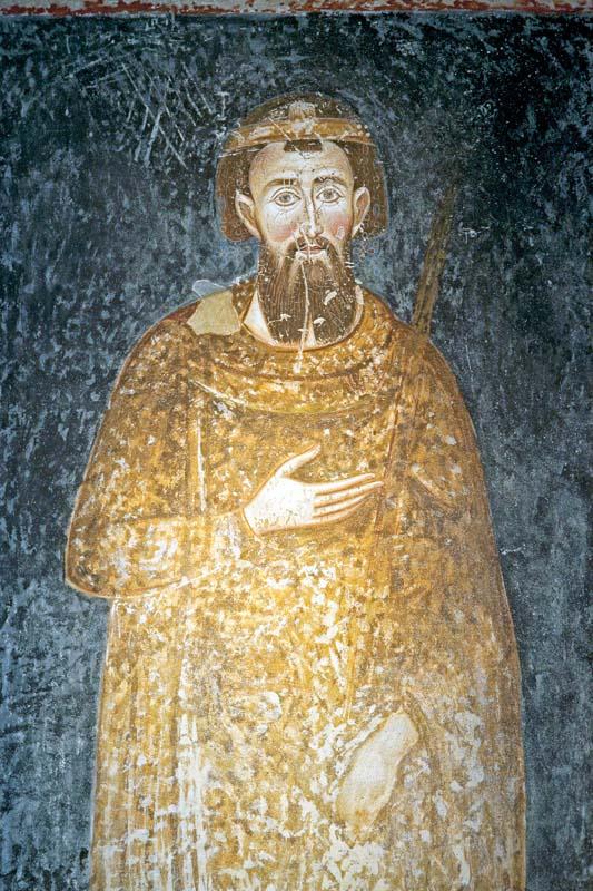 Kralj Stefan Prvovenčani je guslao i pevao gostima