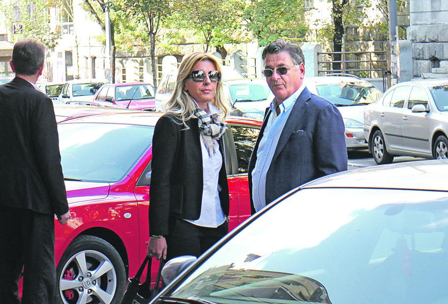 Prvi suprug Vesne Zmijanac i otac Nikolije Jovanović