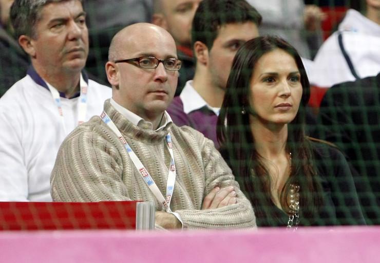 Aleksandar Zeremski i Aleksandra Radović