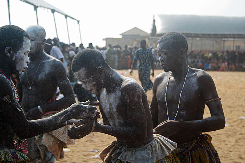 January 10: What happens at Benin Republic's annual Voodoo festival