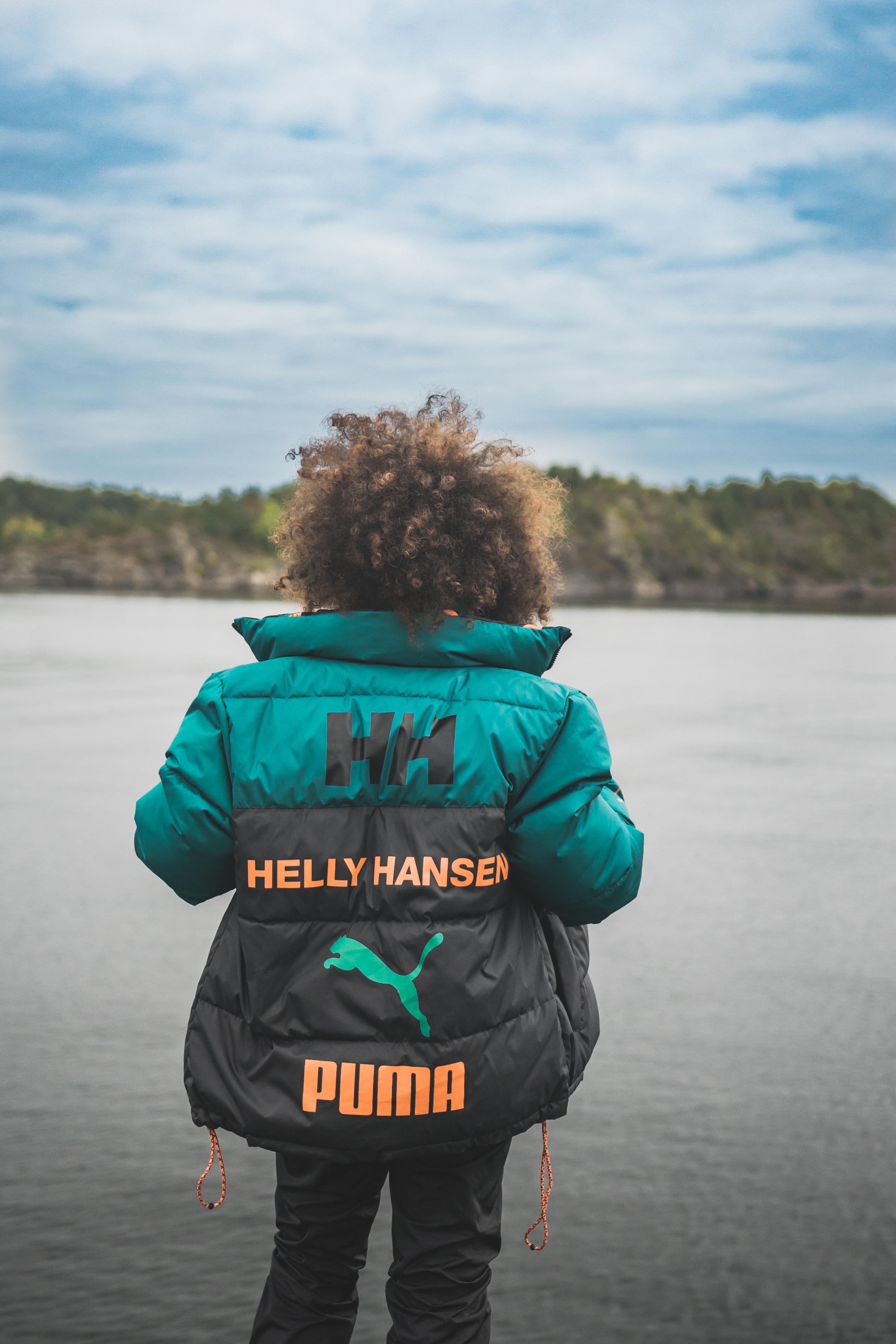 PUMA x Helly Hansen pokazali nową kolekcję w Oslo Noizz