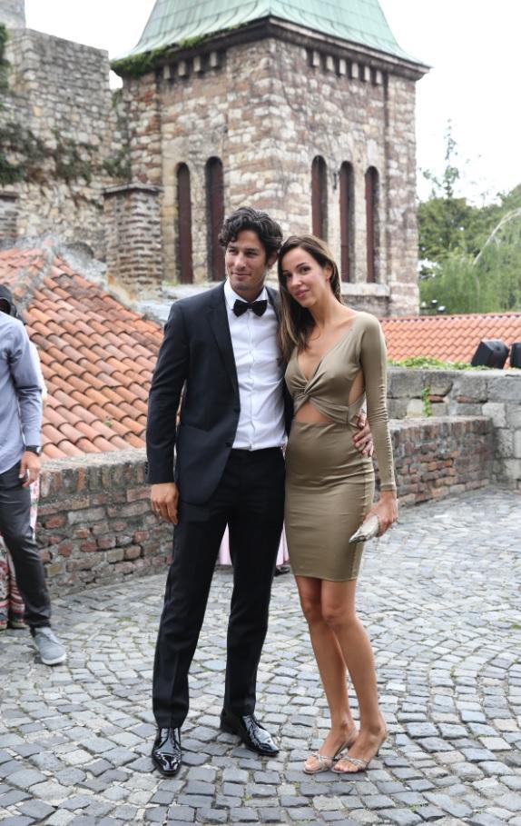 Adriana i Ilija Bozoljac