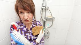 Jak wyczyścić kabinę prysznicową - domowe sposoby