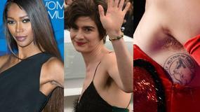 Czyżby te celebrytki nie lubiły się depilować?