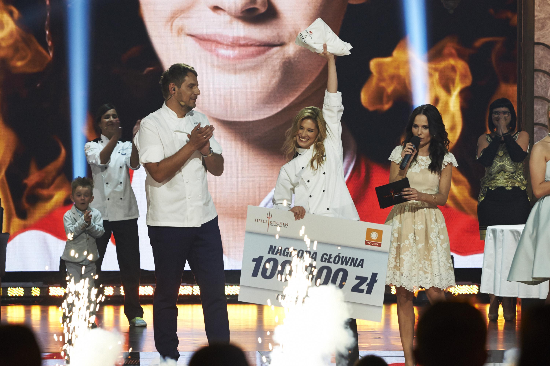 20 Letnia Katarzyna Domanska Wygrala Hell S Kitchen