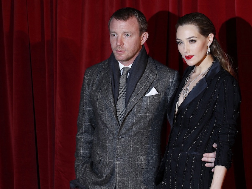 Guy Ritchie i Jacqui Ainsley