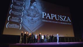 """""""Papusza"""": uroczysta premiera filmu Joanny Kos-Krauze i Krzysztofa Krauzego"""