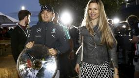 Piękna partnerka Nico Rosberga