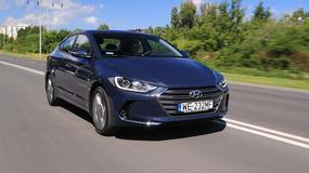 Hyundai Elantra 1.6 MPI - bez zarzutu i... zachwytu
