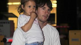 Lionel Messi wyprawił urodziny siostrzenicy