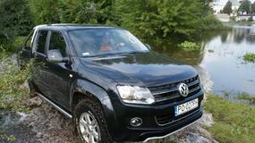 Volkswagen Amarok 2.0 BiTDI: Ambitny debiutant