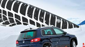 Test opon zimowych 4x4 - Królowe śniegu