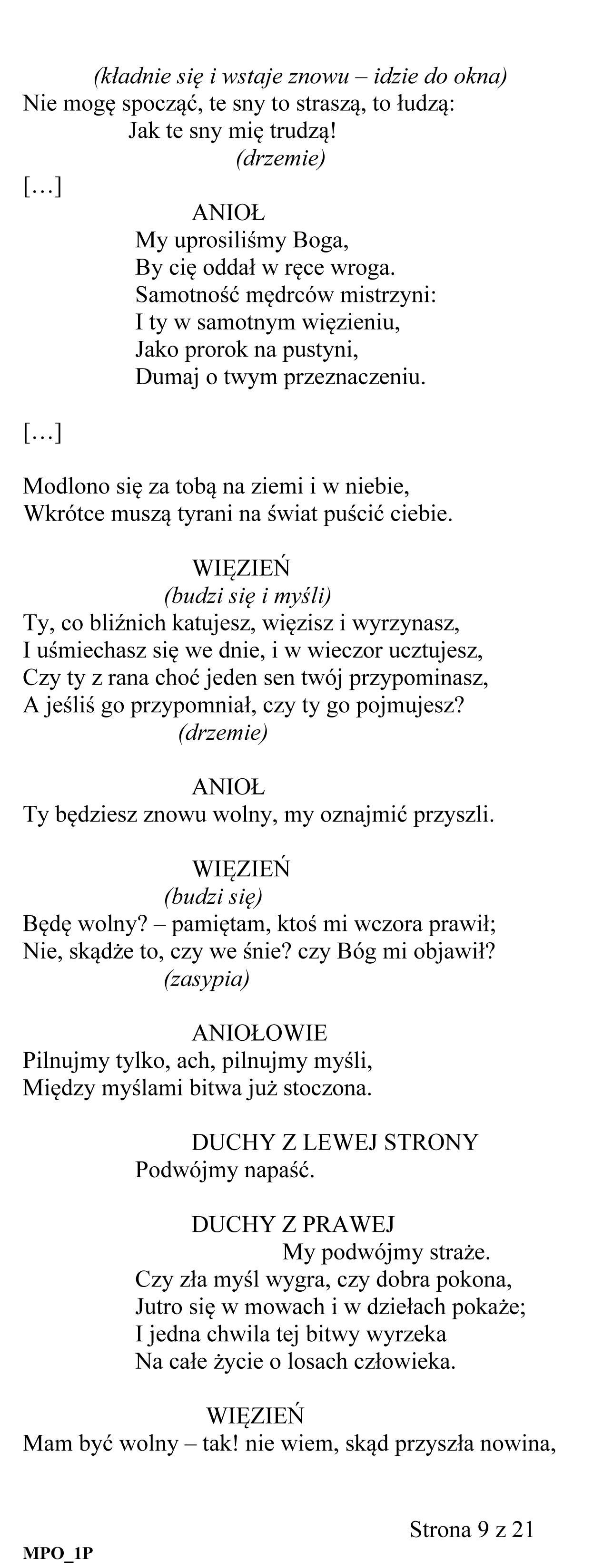 Matura 2019 Polski Odpowiedzi I Arkusze Cke Język Polski