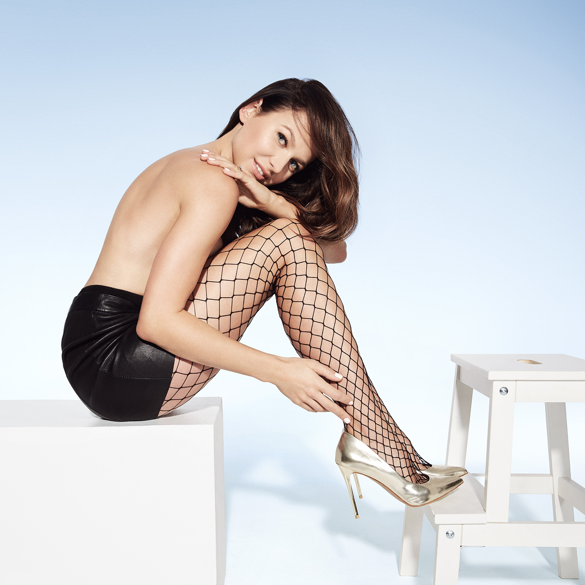 20f7ed0bd2d320 Anna Lewandowska w kampanii reklamowej Calzedonia. Zobacz zdjęcia - Moda