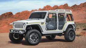 Zwariowane koncepty Jeepa na wiosenne safari