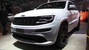 Jeep Grand Cherokee SRT Night (Genewa 2016)