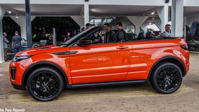Range Rover Evoque Convertible - wakacyjny SUV