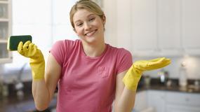 Jak najlepiej sprzątać kuchnię - pięć sprytnych sposobów