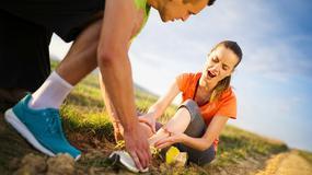 Jak uniknąć kontuzji podczas ćwiczeń - 10 zasad bezpiecznego treningu