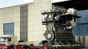 Największy silnik wysokoprężny świata