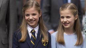 Pierwsza komunia święta 10-letniej hiszpańskiej księżniczki